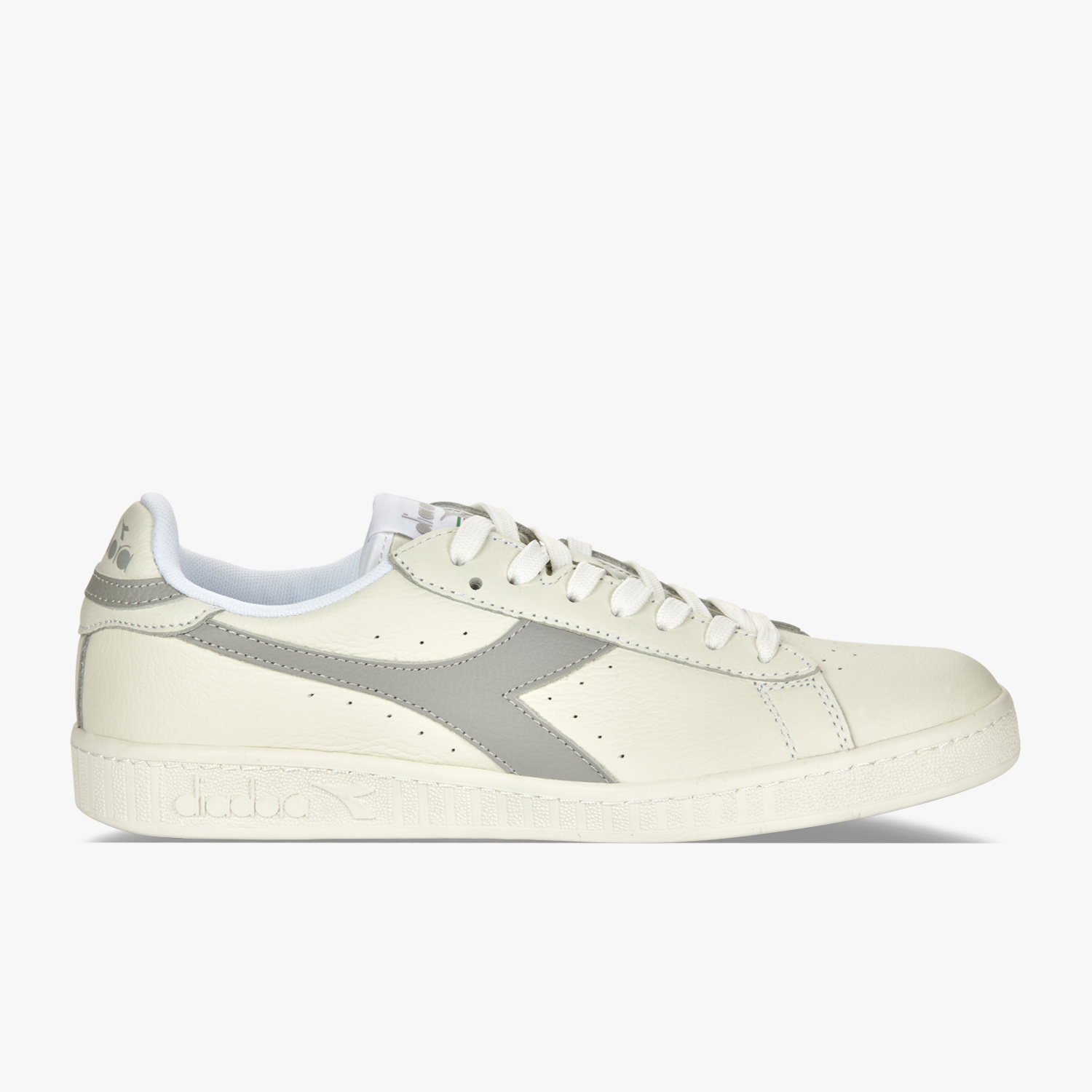 Sneakers for Women On Sale, White, Leather, 2017, 3.5 7.5 Diadora