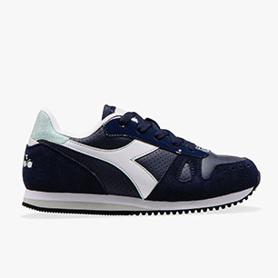 SIMPLE RUN UP GS GIRL, BLEU FONCÉ, medium