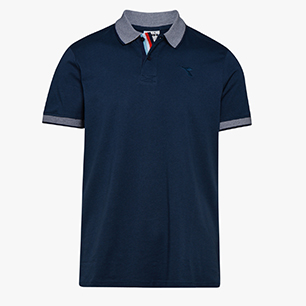 SS POLO CORE, KLASSISCH BLAU, medium