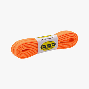 LACES JUMP 120CM, ORANGE  , medium