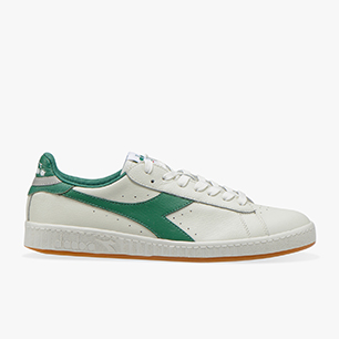 GAME L LOW, WHITE/VERDANT GREEN/ASH, medium