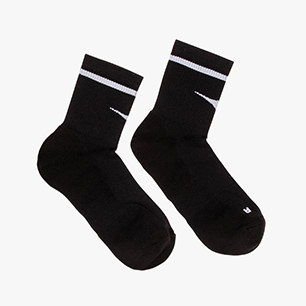 SOCKS, NEGRO, medium