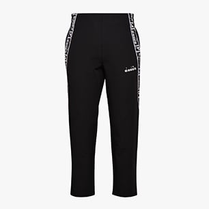 L. 7/8 RUNNING PANTS BE ONE, BLACK, medium
