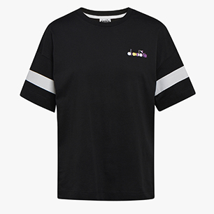 L. T-SHIRT SS SPOTLIGHT, NEGRO, medium