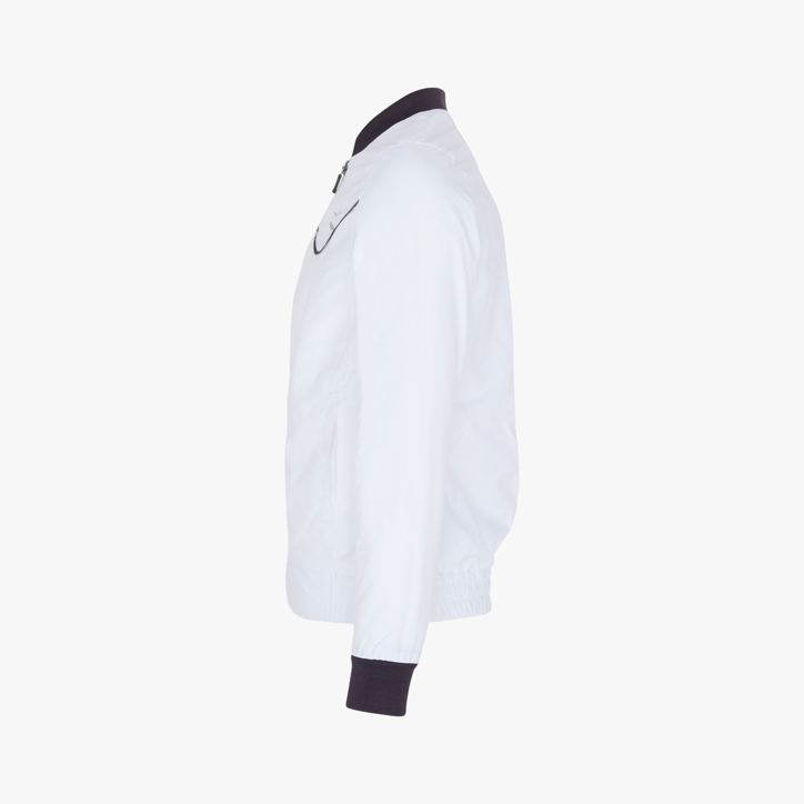 G. JACKET COURT, BLANC OPTIQUE, large