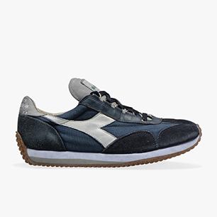Sneakers scarpe DIADORA HERITAGE Equipe Stone Wash 12 China BlueBlue Denim 2018