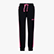JU. PANTS 5 PALLE, BLACK/PINK PASSION, swatch