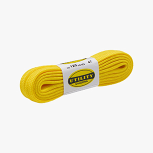 LACES JUMP 120CM, JAUNE, medium