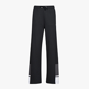 L.PANTS LOGO, NOIR, medium