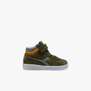 GAME S HIGH TD, BURNT OLIVE GREEN, medium