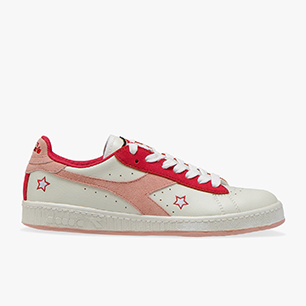 GAME WN, WHITE/PEACH MELBA, medium