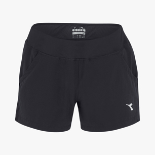 L. SHORT COURT, BLACK, medium