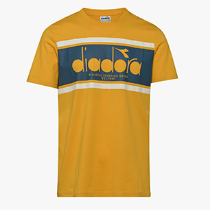SS T-SHIRT SPECTRA OC, YELLOW OLD GOLD, medium