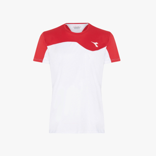 T-SHIRT TEAM, RED, medium