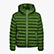 J.PADDED JACKET SMU FACTORY, GREEN BOTANIC, swatch