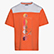 JB. T-SHIRT SS DIADORA CLUB, ORANGE NASTURTIUM, swatch