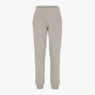CUFF PANTS, LIGHT MIDDLE GREY MELANGE, medium