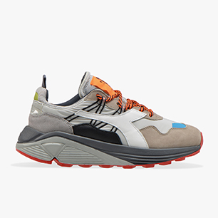 RAVE NYLON, GREY ROCK, medium