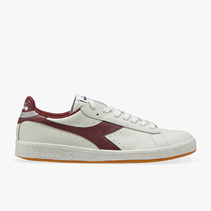 GAME L LOW, WHITE/PORT/ASH, medium