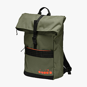BACKPACK TROFEO, GREEN RAGE, medium