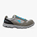 RUN II TEXT ESD LOW S1P SRC ESD, CASTLEROCK/SCUBA BLUE, swatch