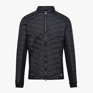 JACKET WORKOUT, SCHWARZ, medium