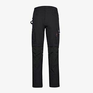 PANT TECH PERF. ISO 13688:2013, NOIR, medium