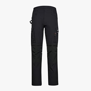 PANT TECH PERF. ISO 13688:2013, SCHWARZ, medium