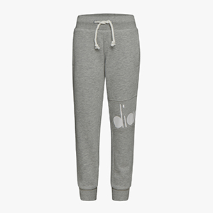 J.CUFF PANT 5 PALLE, LIGHT MIDDLE GREY MELANGE , medium