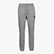 CUFF PANTS FREGIO, LIGHT MIDDLE GREY MELANGE , swatch