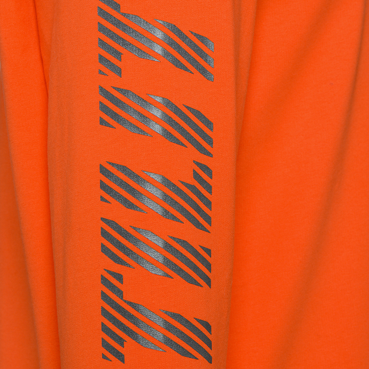 SWEATSHIRT FALCON II, VERMILLION ORANGE, large