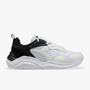 WHIZZ RUN WN, BLACK /WHITE, medium