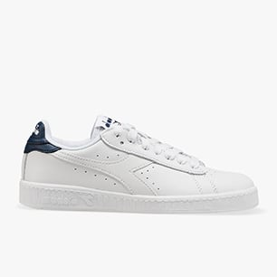 GAME L LOW OPTICAL, WHITE/BLUE DARK DENIM, medium