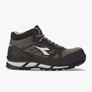 D-TRAIL HIGH S3 SRA HRO, GRIS ANTHRACITE/NOIR, medium