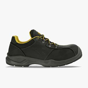 FLOW II LOW S3 SRC, NERO, medium