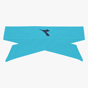 HEADBAND PRO, FLUO AZUL, medium
