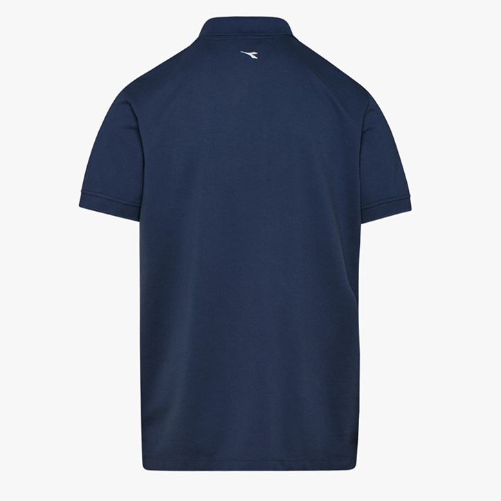 POLO MC INDUSTRY, CLASSIC NAVY, large