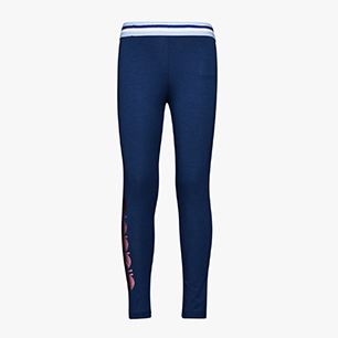 JG.LEGGINS 5 PALLE, BLUE QUARTZ, medium