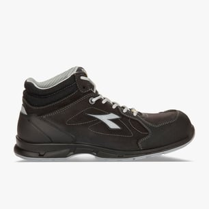 FLEX MID S3 SRC ESD, BLACK, medium