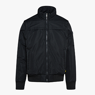 BOMBER D-SWAT, BLACK, medium