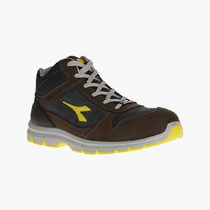 RUN HIGH S3 SRC, DARK BROWN/DARK NAVY, medium