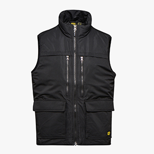 VEST D-SWAT ISO 13688:2013, BLACK, medium