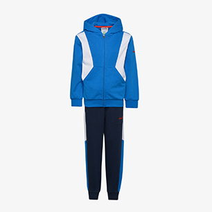JB. TRACKSUIT HD FZ DIADORA CLUB, MICRO AZUL, medium