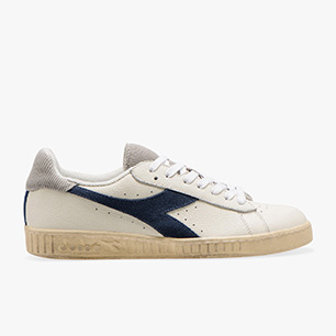 GAME L LOW USED, WHITE/PALOMA/DARK DENIM, medium