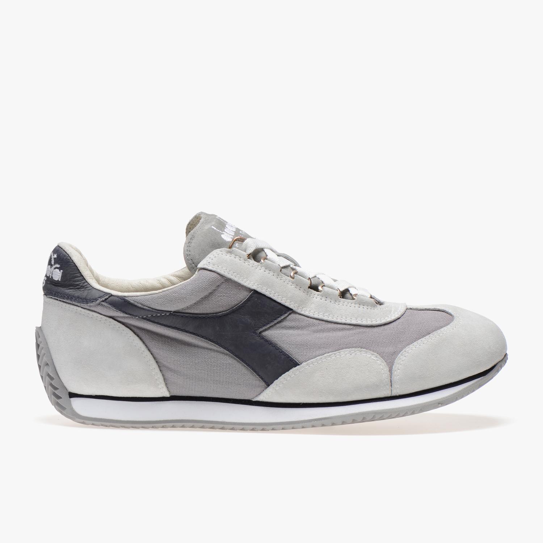 White Equipe Stone wash 12 sneakers Diadora 4LQLxAs67