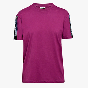 L. T-SHIRT SS TROFEO II, VIOLET BOYSENBERRY, medium