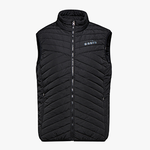 LIGHT VEST CORE, BLACK, medium