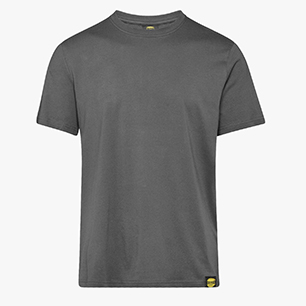 T-SHIRT MC ATONY ORGANIC, GRIS ACERO, medium