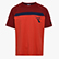 T-SHIRT SS DIADORA CLUB, MOLTEN LAVA RED, swatch