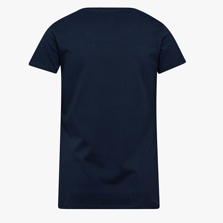 L.SS T-SHIRT FREGIO, BLUE CORSAIR , large